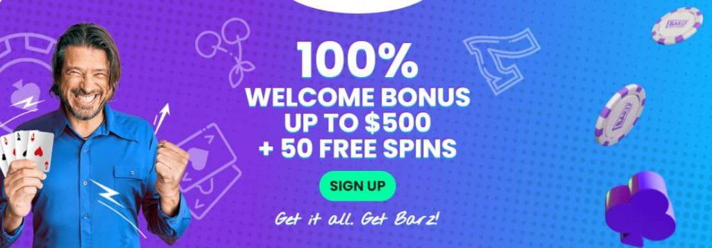 Barz Casino Arvostelu – Uusi viihdyttävä nettikasino